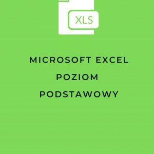 Microsoft Excel poziom podstawowy