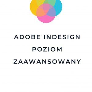 Adobe InDesign poziom zaawansowany