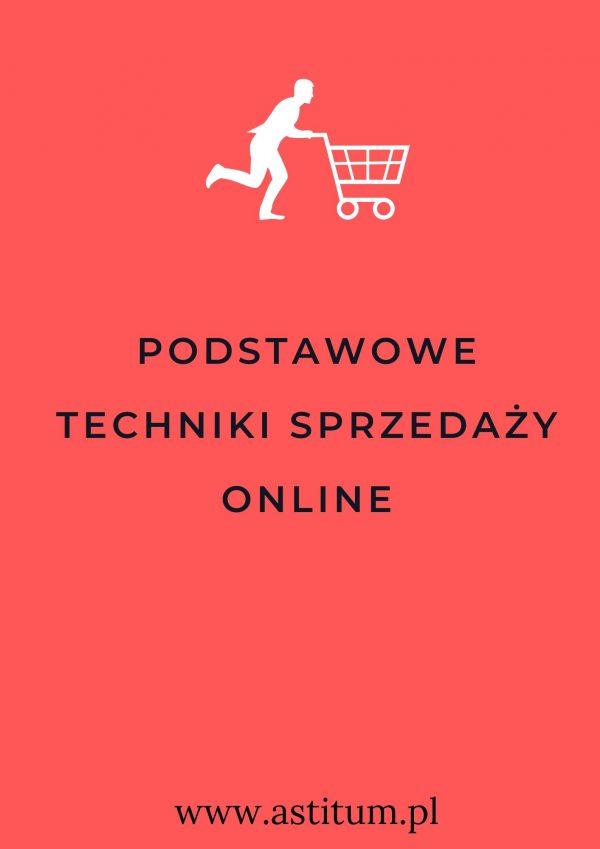Podstawowe techniki sprzedaży online